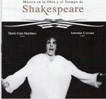 Música en la obra y el tiempo de shakespeare